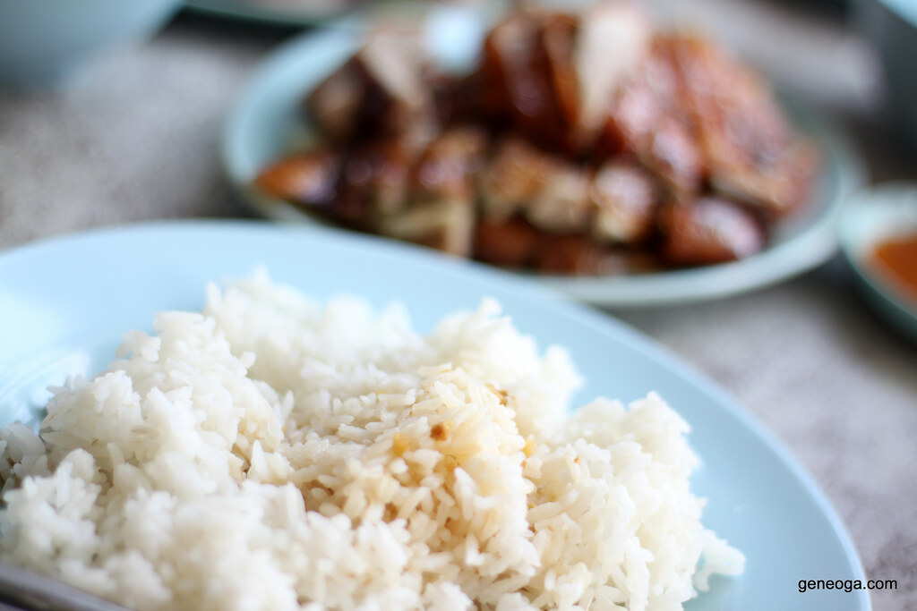 Duck Rice at Juru