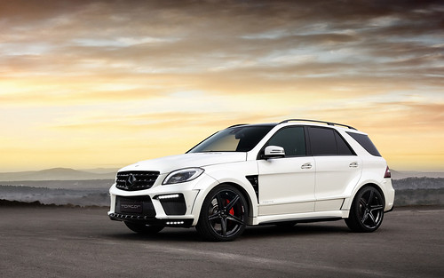 2013 TopCar Mercedes Benz ML 63 AMG Inferno