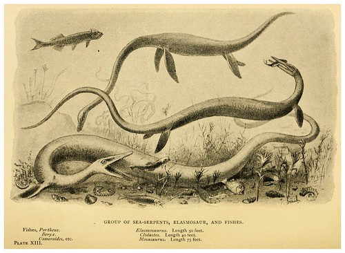 009- Extinct monsters…1896- H. N. Hutchinson