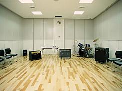 サンポート高松の練習室