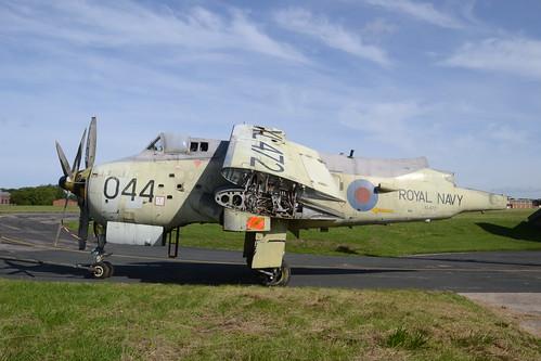 XL472/044-R Gannet AEW.3