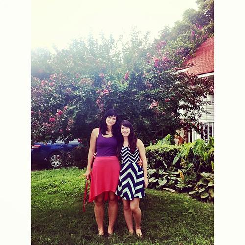Sister date!
