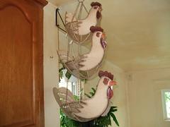 Rooster Hanger