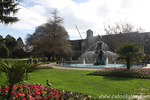 Botanic Gardens, Christchurch