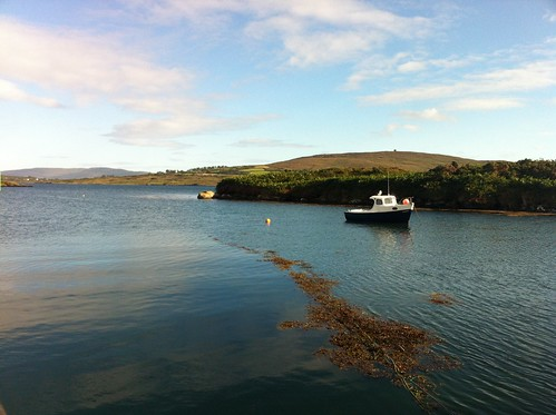 Ferry to Bere Island Ireland