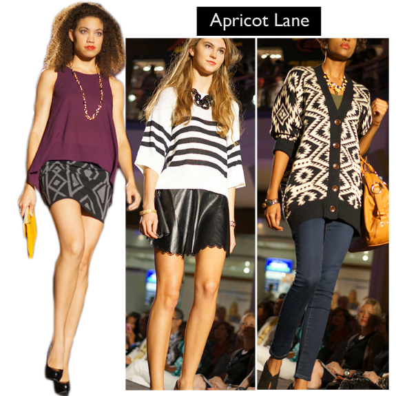 Saint Louis Fashion Week (Fall 2013), Fall into Fashion, Saint Louis Galleria, Apricot Lane c
