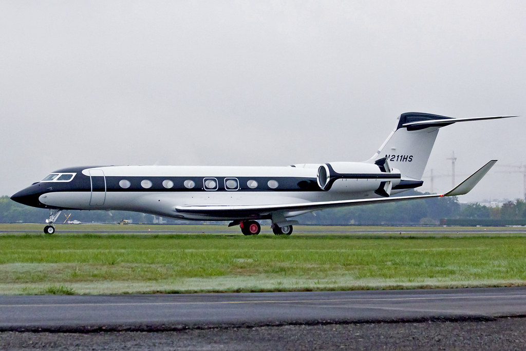 N211HS - G650 - Aerolíneas Internacionales