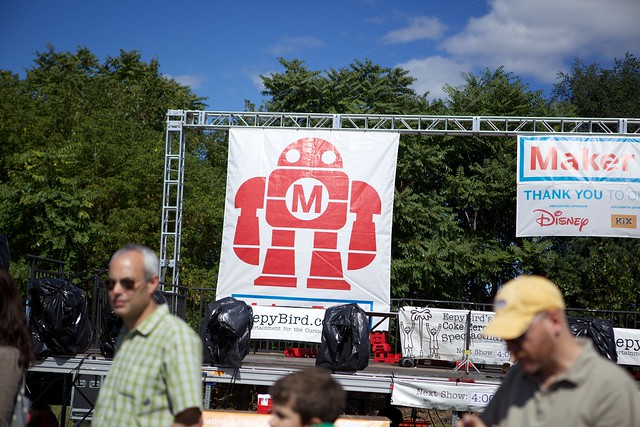 Makers Faire NYC 074