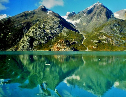Glacier Bay Landscapes, Alaska Travels