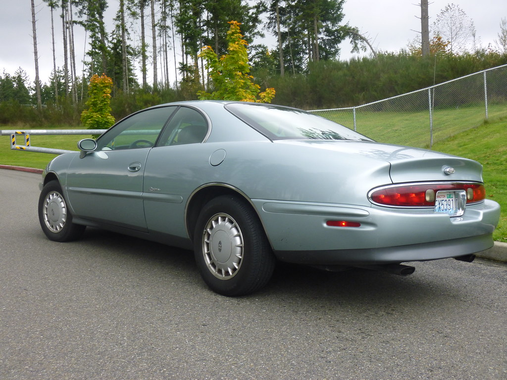 My New 1996 Buick Riviera  Pictures
