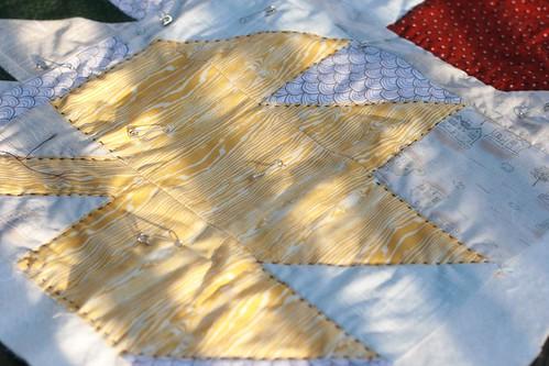 yellow leaf half-done