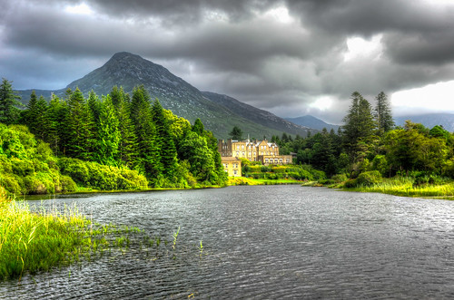 Ballynahinch Castle Ireland