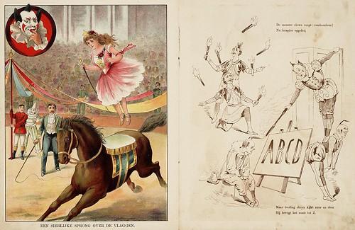 006- De circus-1890-© Royal Library - Biblioteca Nacional de los Países Bajos