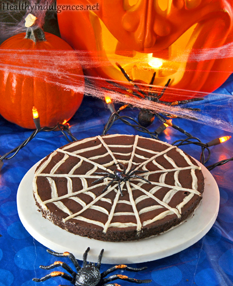 sugar-free-gluten-free-spider-web-brownies-2