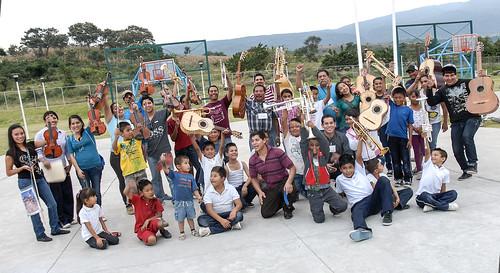 Escuela de Mariachi San Lucas Evangelista