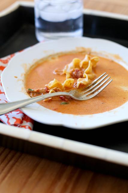 Mom's Chicken Paprikash | Annie's Eats