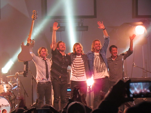 Switchfoot Curtain Call