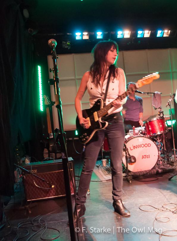 Those Darlins @ The Echo, LA 11/08/2013