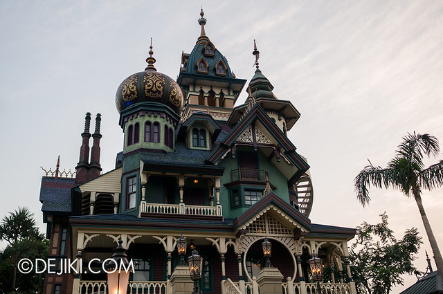 HKDL Mystic Manor