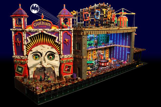 Lego Batman and Robin, Joker's Funhouse