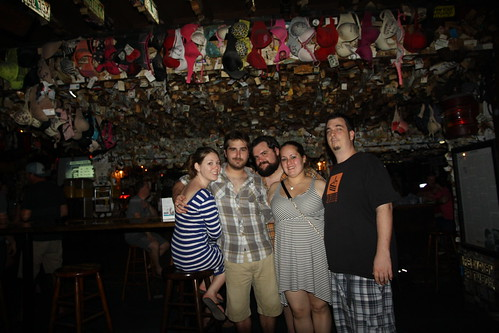 Andrew's 30th in Key West 2013