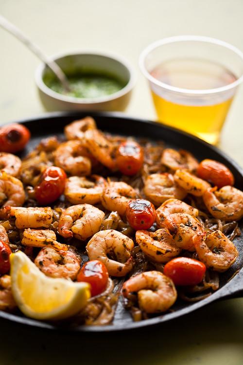 Shrimp Tandoori