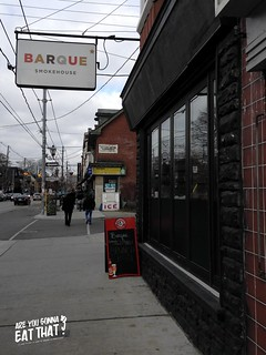 Barque Smokehouse, Toronto