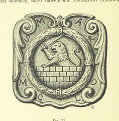 """British Library digitised image from page 274 of """"Patrycyat i mieszczaństwo lwowskie w XVI. i. XVII. wieku. ... Wydanie drugie ... pomnożone, etc"""""""