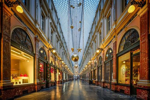 christmas brussels canon high dynamic belgium belgique belgie bruxelles noel galerie range hdr highdynamicrange delvaux marchande galeriemarchande galeriedelareine canoneos5dmarkiii
