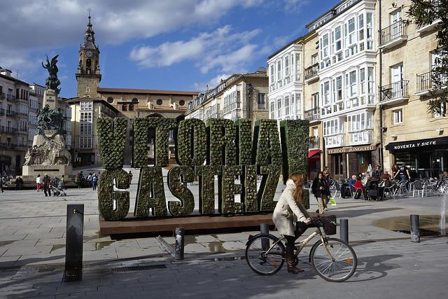 Vitoria-Gasteiz.
