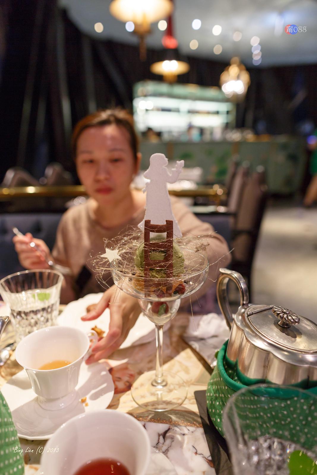 宮原眼科下午茶