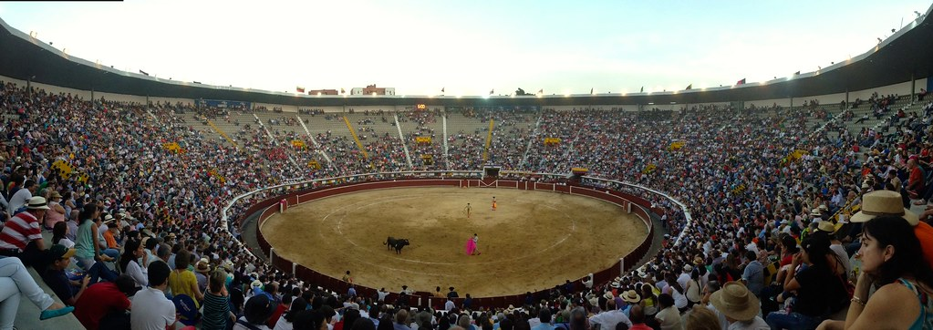 Bullfight - Cali, Colombia