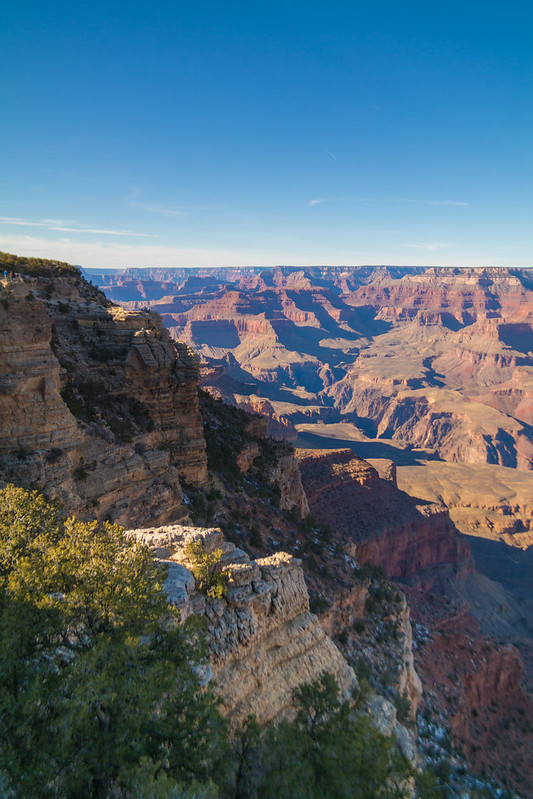 Rim of Grand Canyon National Park