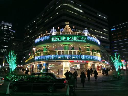 iPhone5sで撮影 有楽町フォトウォーク 2014年1月24日