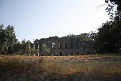 """Palácio inacabado ou """"obras do Fidalgo"""" em Vila Boa de Quires, Marco de Canaveses (Ruínas)"""