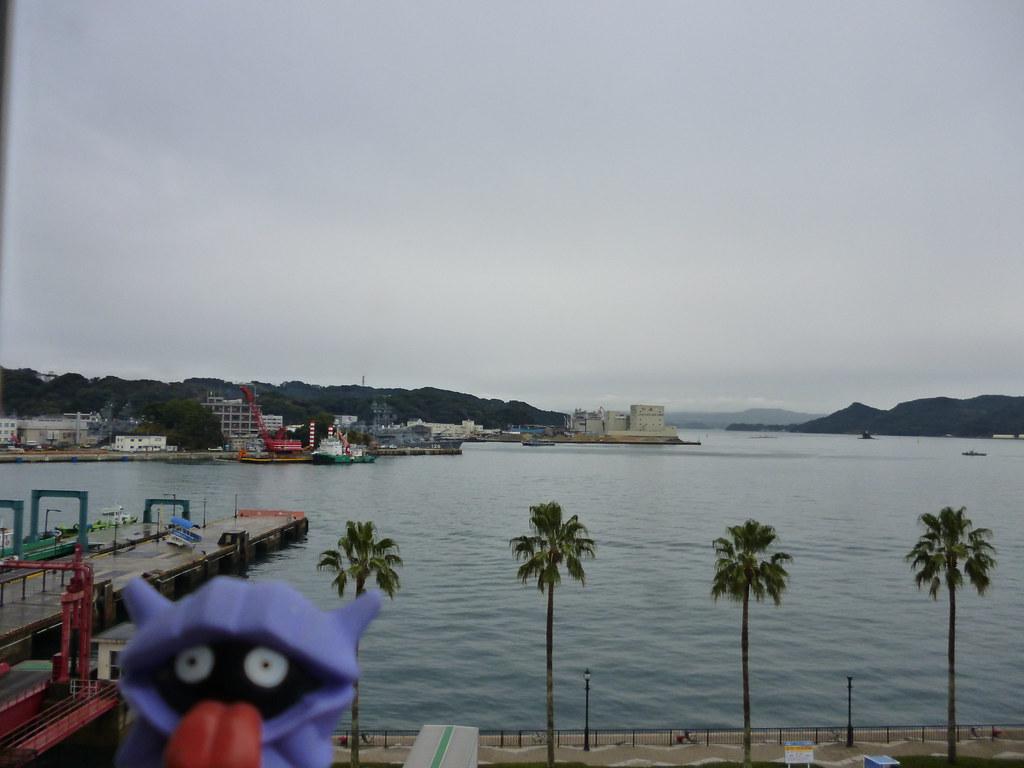 Shellder in Sasebo, Nagasaki 11 (Port Sasebo ferry terminal)