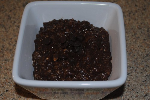 double carob hot cereal (3)