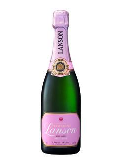 Rosé Label, de Lanson.