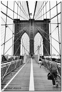 NY - Brooklyn Bridge