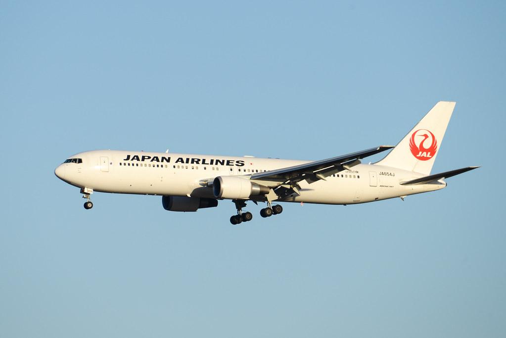 JAL 767-300ER JA654J