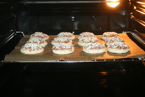 06 - Im Ofen backen / Bake in oven
