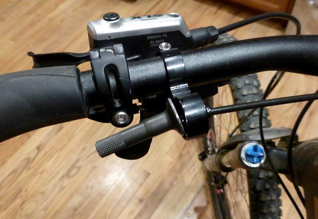 Original remote lever