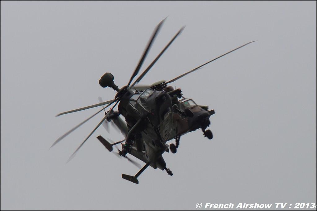 Patrouille Tigre EC-655 ,Salon du Bourget 2013,Paris Airshow 2013