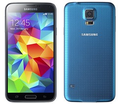 Galaxy S5 Form Factor