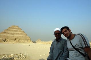 Pirámide escalonada de Zoser en Saqqara Pirámide escalonada de Zoser en Saqqara, la más sagrada - 13041214814 a1b1605795 n - Pirámide escalonada de Zoser en Saqqara, la más sagrada