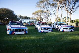 BMW 3.0 CLS @ Amelia Island C. d E.