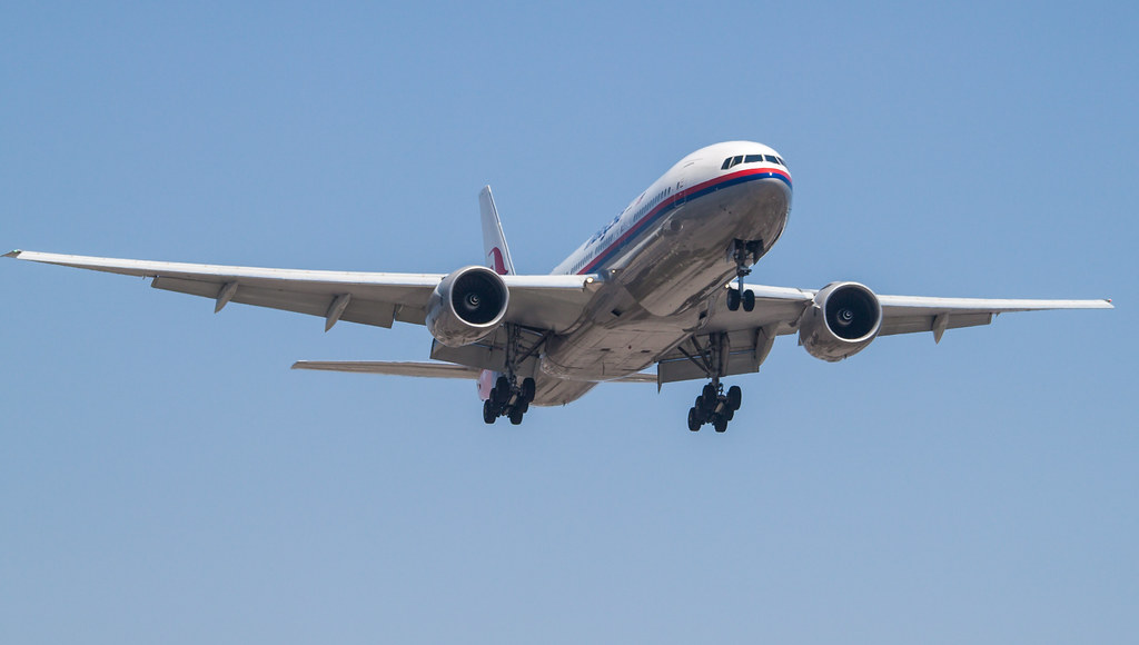 9M-MRO | Malaysia Airlines 777-200ER