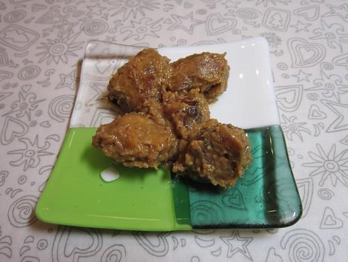 キクイモのニンニク味噌漬 2014年3月17日 by Poran111