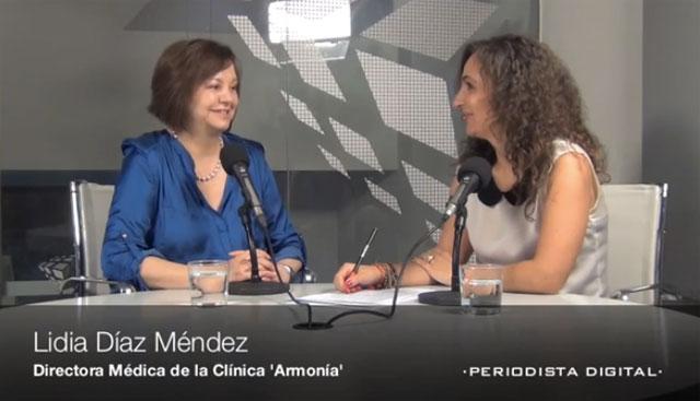 Entrevista a la Dtra Lidia Díaz Méndez