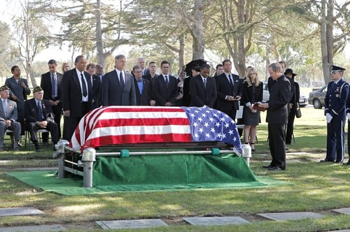 Season 11 funeral
